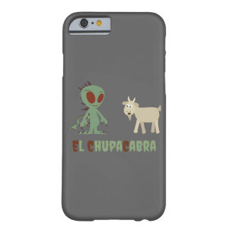 El Chupacabra Barely There iPhone 6 Case