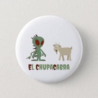 El Chupacabra Button
