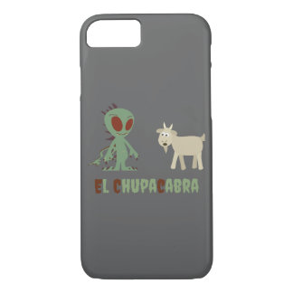 El Chupacabra iPhone 8/7 Case