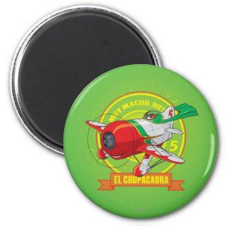 El Chupacabra - Muy Macho. No? Refrigerator Magnet