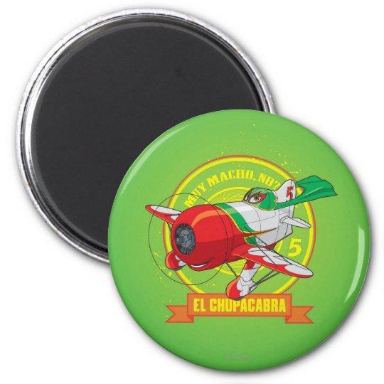 El Chupacabra - Muy Macho. No? Magnet