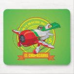 El Chupacabra - Muy Macho. No? Mousepads