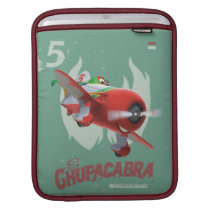 El Chupacabra No.5 iPad Sleeve