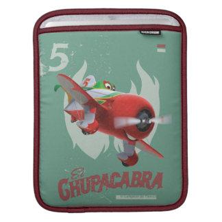 El Chupacabra No.5 iPad Sleeve