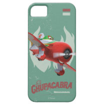 El Chupacabra No.5 iPhone SE/5/5s Case