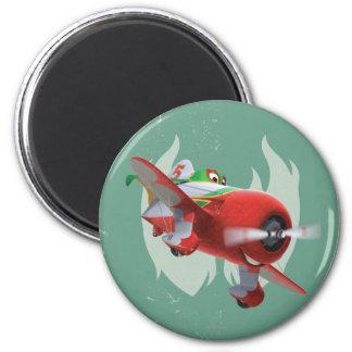 El Chupacabra No.5 Fridge Magnets