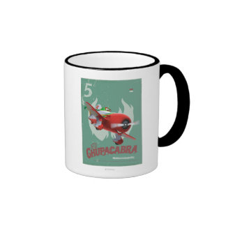 El Chupacabra No.5 Coffee Mugs