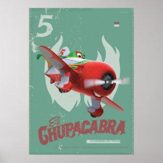 El Chupacabra No.5 Poster