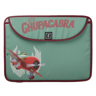 El Chupacabra No.5 Sleeve For MacBook Pro