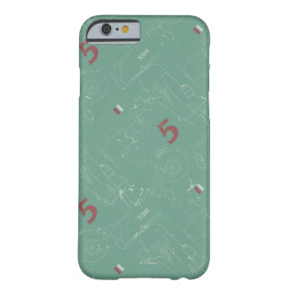 El Chupacabra Pattern Barely There iPhone 6 Case