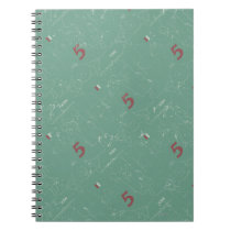 El Chupacabra Pattern Notebook