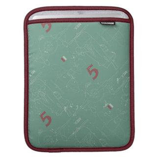 El Chupacabra Pattern Sleeve For iPads