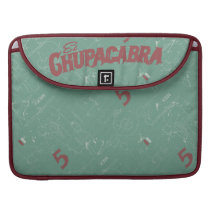El Chupacabra Pattern Sleeve For MacBooks