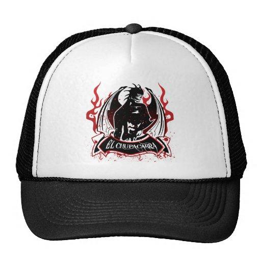 El Chupacabra - The Goat Sucker Trucker Hat