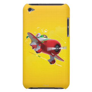 El Chupacabra - The Hero of the People iPod Touch Case-Mate Case