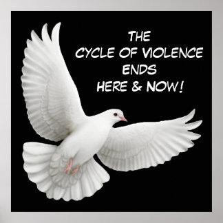 El ciclo de la violencia termina aquí el poster