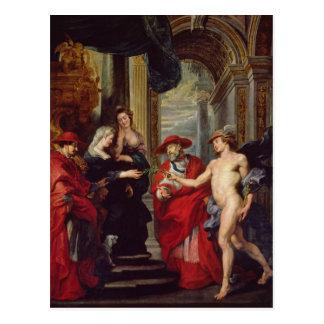 El ciclo de Medici: El tratado de Angulema Postal