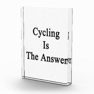 El ciclo es la respuesta