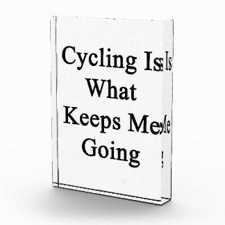 El ciclo es qué me guarda el ir