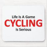 El ciclo es serio tapete de ratones