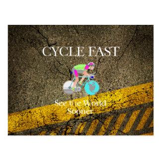 El ciclo SUPERIOR ayuna Postal