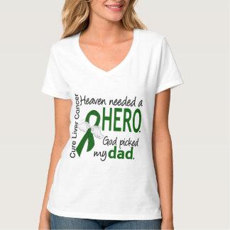 El cielo del cáncer de hígado necesitó a un papá playera