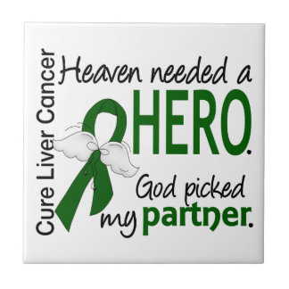 El cielo del cáncer de hígado necesitó a un socio azulejo cuadrado pequeño