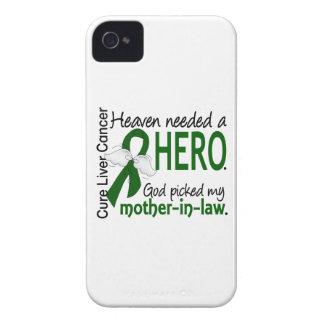 El cielo del cáncer de hígado necesitó a una iPhone 4 Case-Mate cárcasas