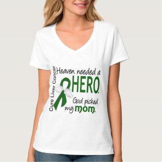 El cielo del cáncer de hígado necesitó a una mamá playera
