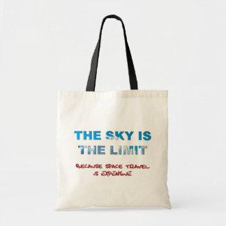 El cielo es el límite bolsa