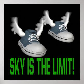 El cielo es el límite posters