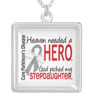 El cielo necesitó a la hijastra Parkinson del héro