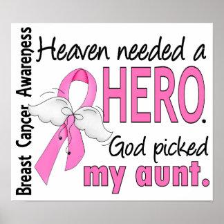 El cielo necesitó a un cáncer de la tía pecho del  póster
