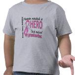 El cielo necesitó a un cáncer de pecho de la abuel camiseta