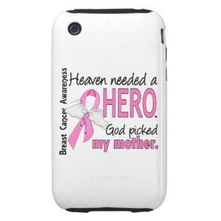 El cielo necesitó a un cáncer de pecho de la madre iPhone 3 tough funda
