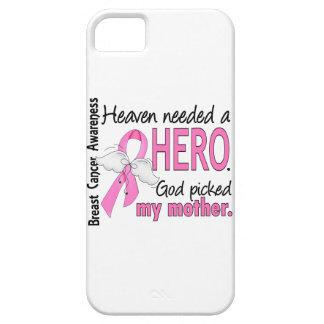 El cielo necesitó a un cáncer de pecho de la madre iPhone 5 fundas