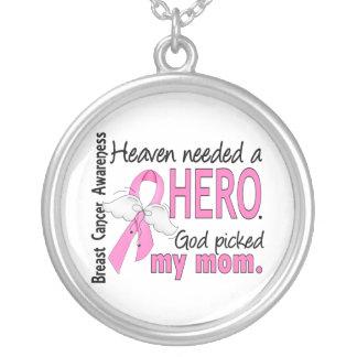 El cielo necesitó a un cáncer de pecho de la mamá  joyerias personalizadas