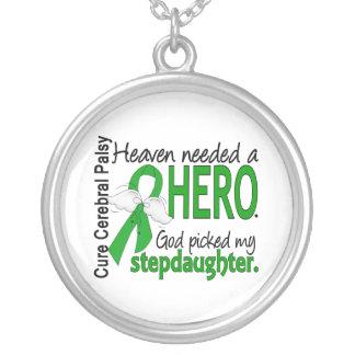 El cielo necesitó a un héroe CP Stepdaughter png Collar Personalizado