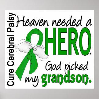 El cielo necesitó a un nieto del CP del héroe Poster