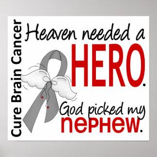 El cielo necesitó a un sobrino del cáncer de cereb poster