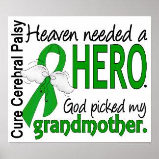 El cielo necesitó a una abuela del CP del héroe Impresiones