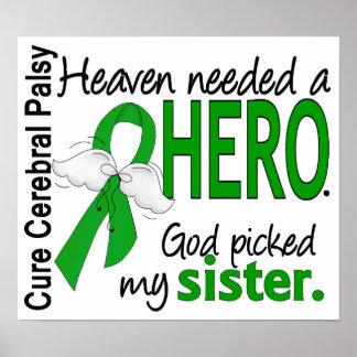 El cielo necesitó a una hermana del CP del héroe Impresiones
