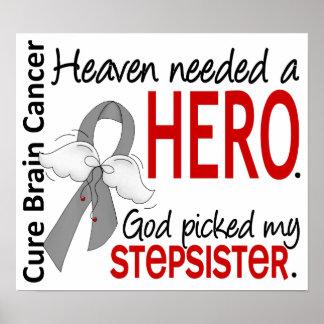 El cielo necesitó a una hermanastra del cáncer de  impresiones