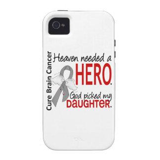 El cielo necesitó a una hija del cáncer de cerebro iPhone 4/4S fundas
