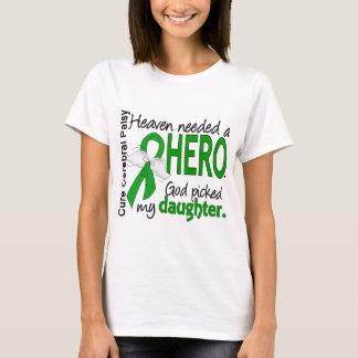 El cielo necesitó a una hija del CP del héroe Playera