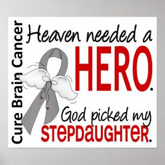 El cielo necesitó a una hijastra del cáncer de cer posters