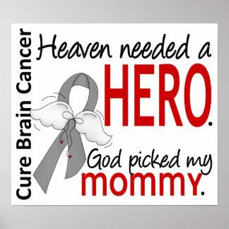 El cielo necesitó a una mamá del cáncer de cerebro impresiones