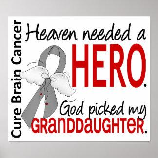 El cielo necesitó a una nieta del cáncer de cerebr impresiones