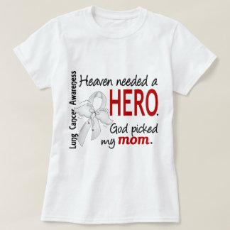 El cielo necesitó un cáncer de pulmón de la mamá camisas
