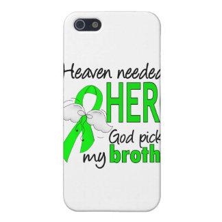 El cielo necesitó un linfoma de Brother del héroe iPhone 5 Funda